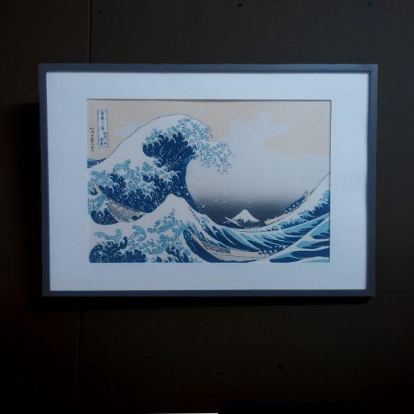 Awaiting product image Kanagawa Oki Namiura – Under the Great wave off Kanagawa